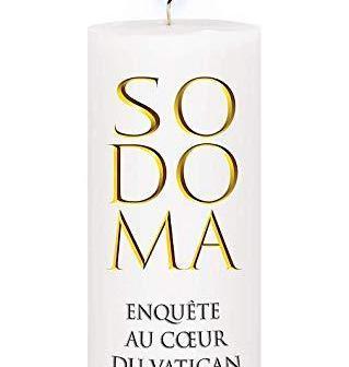 Sodoma. Anchetă în inima Vaticanului de Frederic Martel, Editura RAO