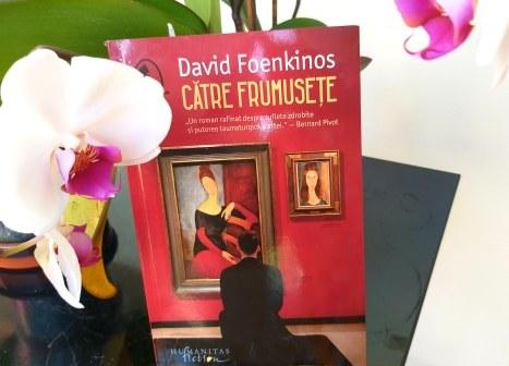 Către frumusețe de David Foenkinos, Editura Humanitas Fiction, Colecția Raftul Denisei – recenzie