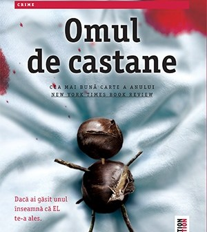 Omul de castane de Søren Sveistrup, Editura Trei, Colecția Fiction Connection