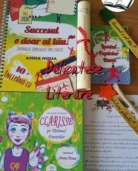 Succesul e al tău!, Jurnalul copilului spre succes de Anna Noua