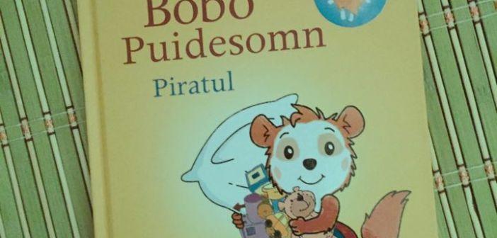Bobo Puidesomn. Piratul de Markus Osterwalder, Editura Paralela 45 – recenzie