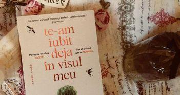 Te-am iubit deja în visul meu de Holly Miller, Editura Nemira, Colecția Damen Tango – recenzie