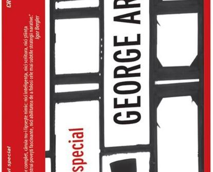 Trimisul special de George Arion, Editura Crime Scene Press – recenzie