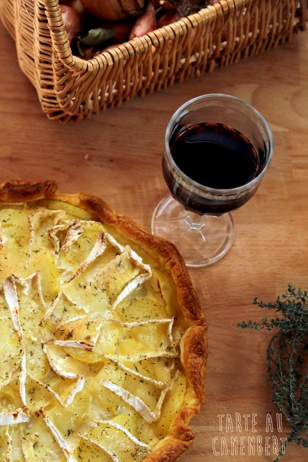 tarte-au-camembert