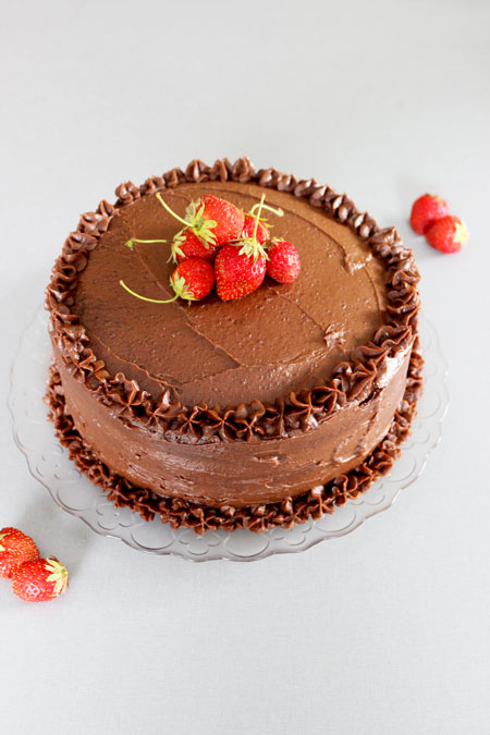 Super gateau au chocolat facile