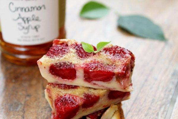 clafoutis-fraise-pomme-cannelle