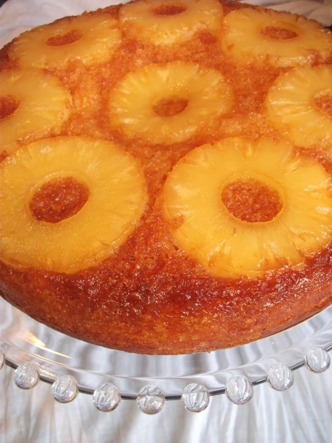 G 226 Teau Renvers 233 224 L Ananas Recette Facile Et D 233 Licieuse