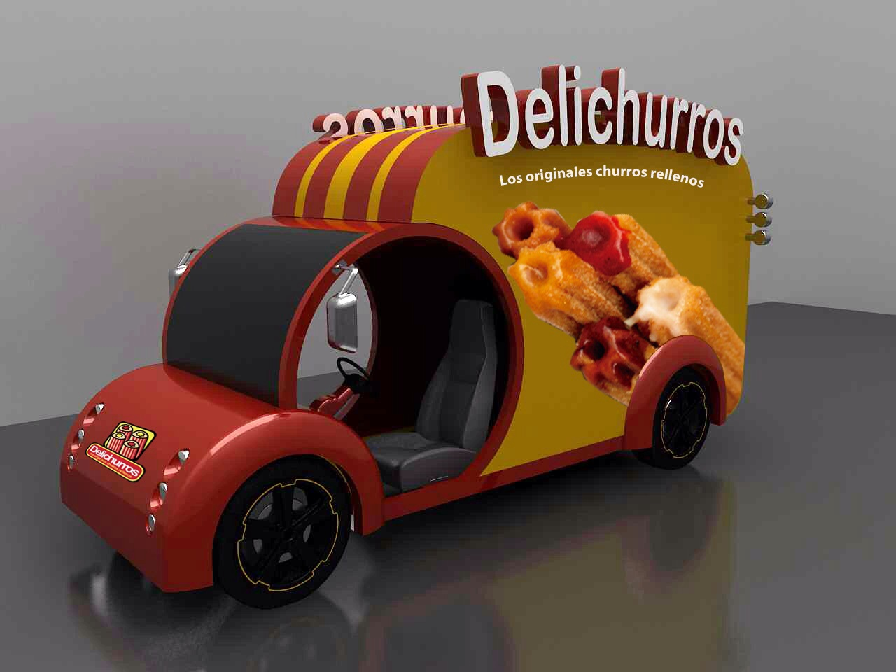 FoodTruck - Movil