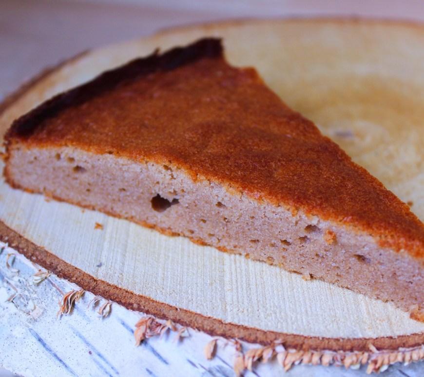 Délicimô ! - Gâteau Moelleux à la Crème de Châtaignes ou Marrons - www.delicimo.fr