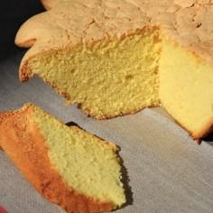 Délicimô ! - Recette Biscuit de Savoie de ma Grand-Mère - www.delicimo.fr