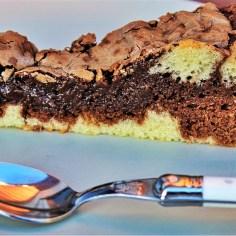 Délicimô ! - Recette Gâteau Chocolat Marbré et Fondant au Nutella - www.delicimo.fr