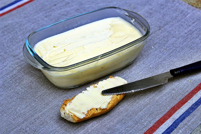 Beurre Maison : Pas à Pas