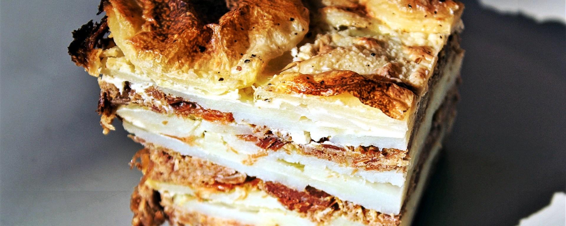 Délicimô ! - Recette Gratin de Pommes de Terre au Canard - www.delicimo.fr
