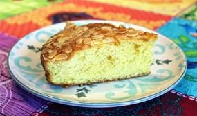 Gâteau Moelleux aux Amandes et au Citron : Amandine
