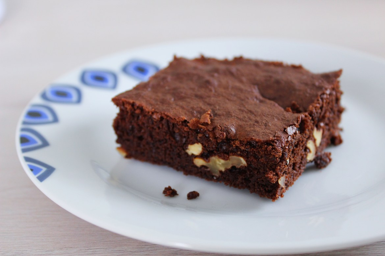 Brownie au Chocolat et aux Noix