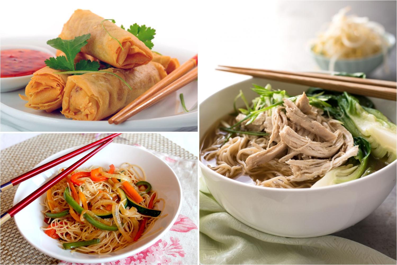 Recetas de comida china Tradicional  Deliciosicom