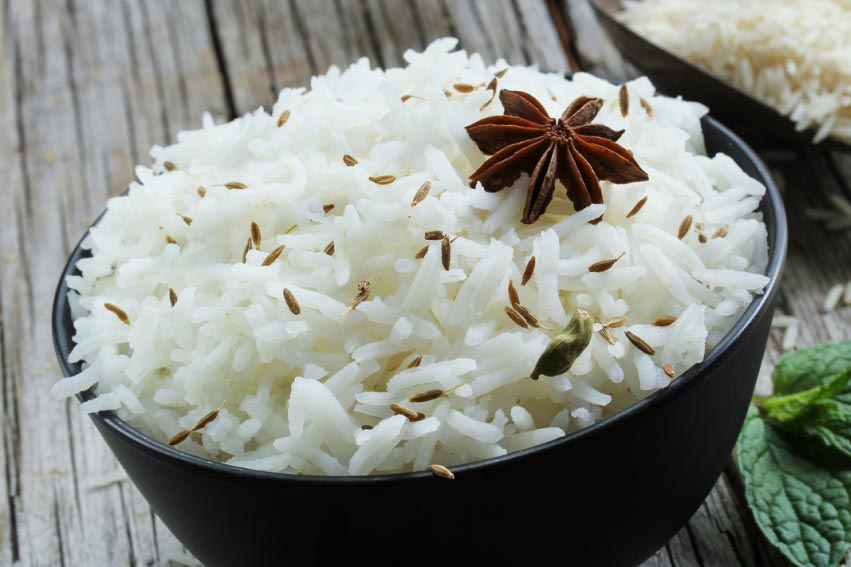 Cmo preparar arroz basmati  Deliciosicom
