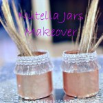 Nutella Bottles Makeover