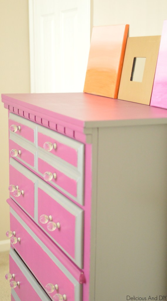 Chest of Drawer Overhaul- Delicious And DIY