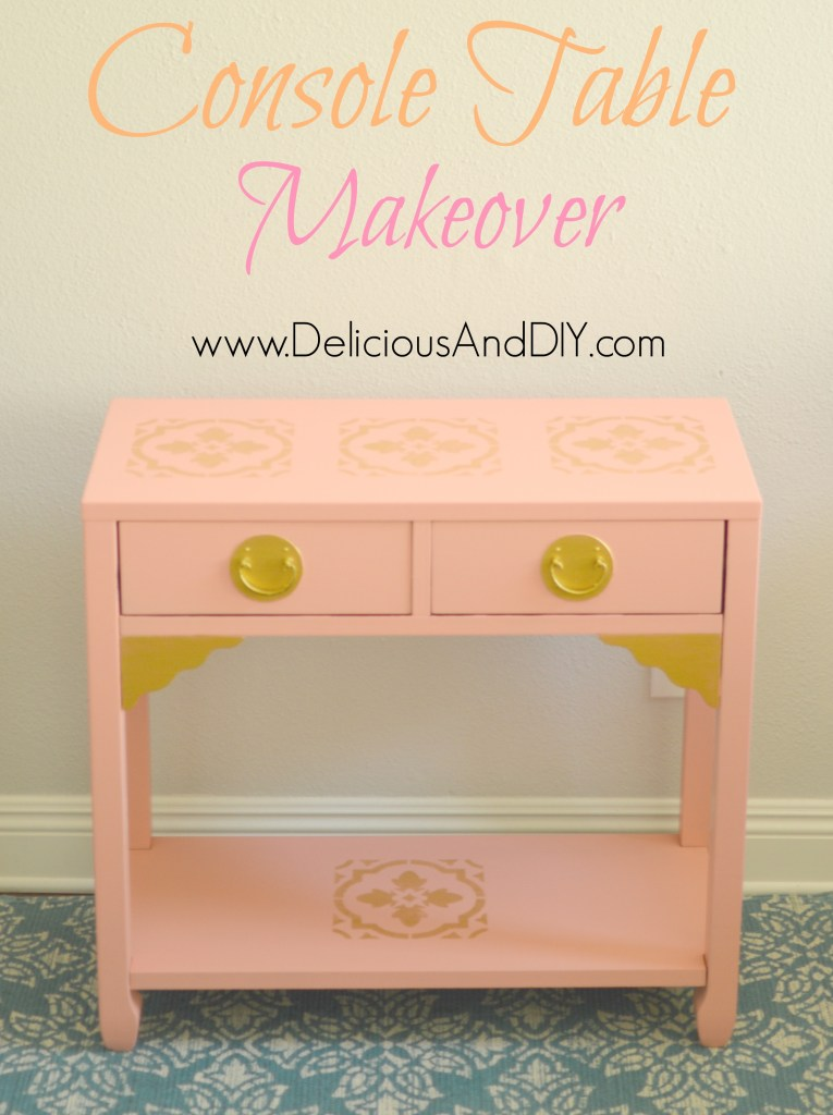 console-table-makeover-delicious-and-diy