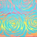 Roses Allover Canvas Art