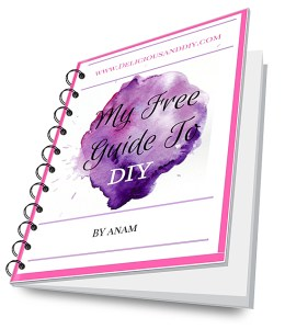 Get My Free Guide To DIY