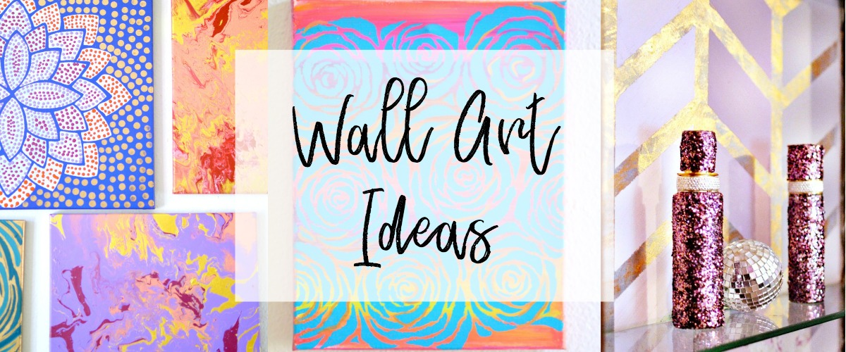 Wall Art Ideas – Delicious And DIY