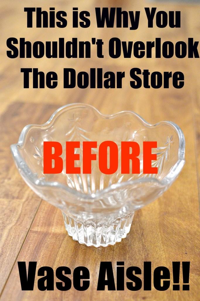 dollar store bowl