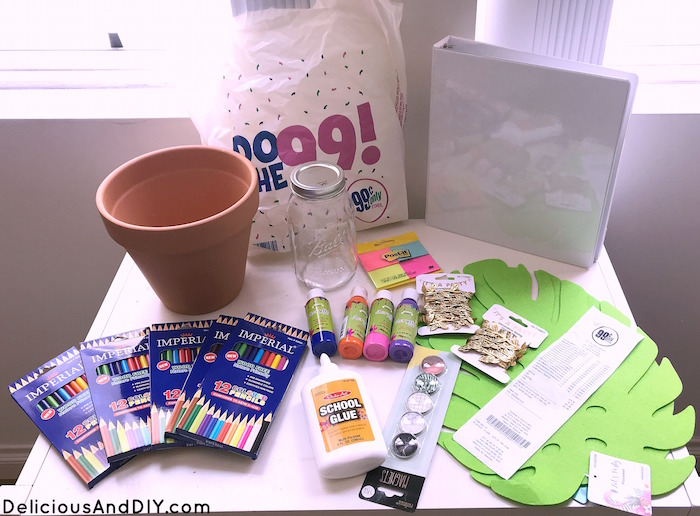 supplies needed for back to school gift ideas