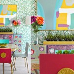 Bright and Bold Dining Room Makeover – One Room Challenge Final Reveal