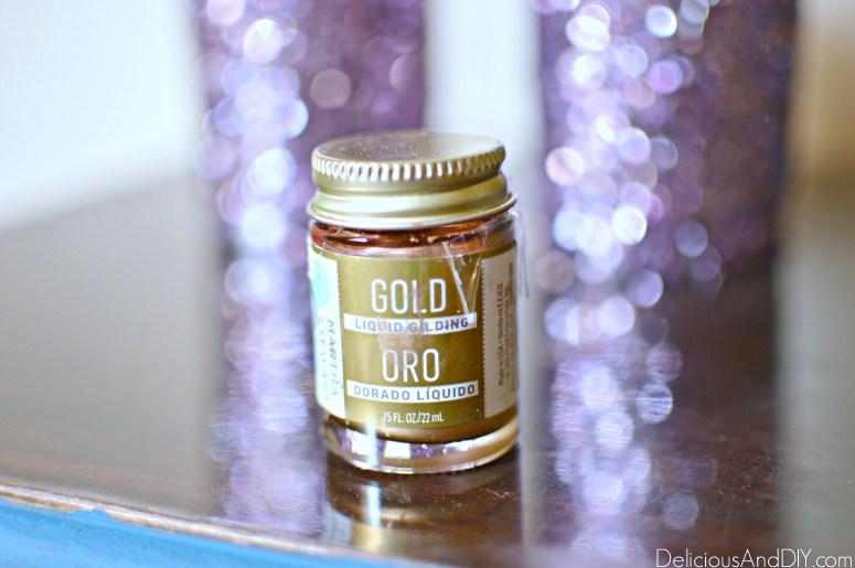 Liquid Gold Gilding