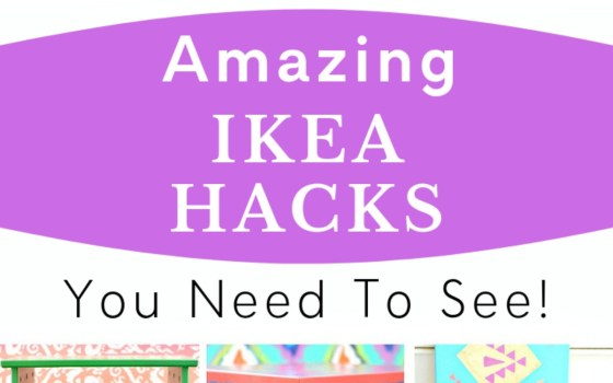 Gorgeous Ikea Furniture Hacks