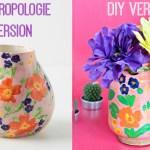 DIY Anthropologie Inspired Centerpiece Idea