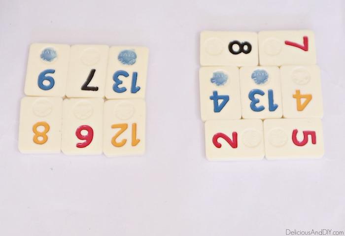 diy board game coaster idea