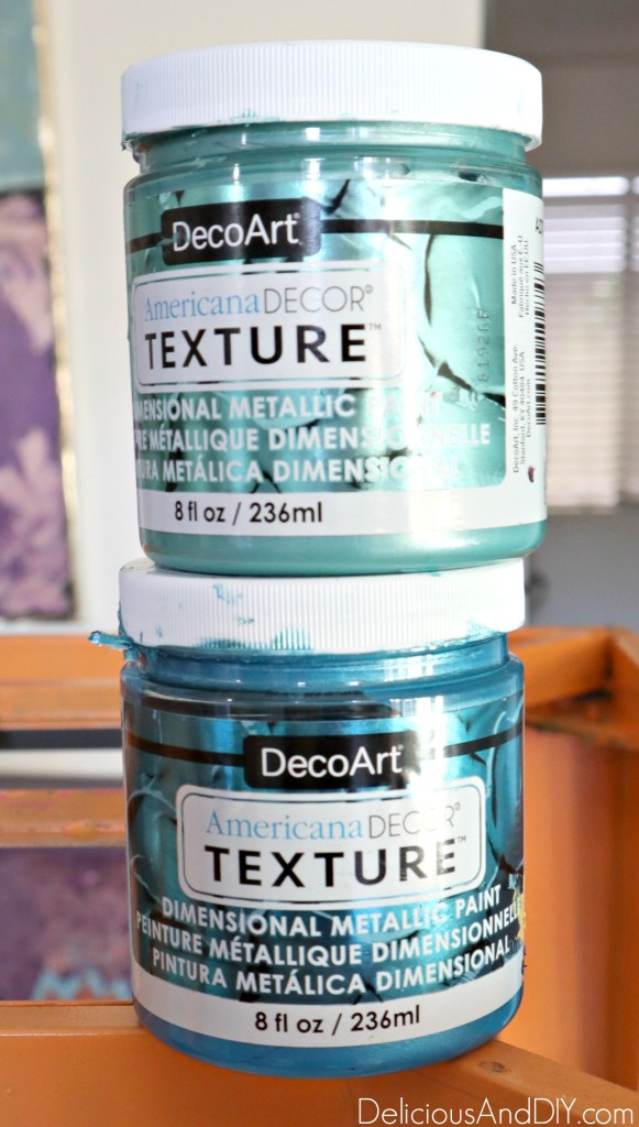 diy texture paints