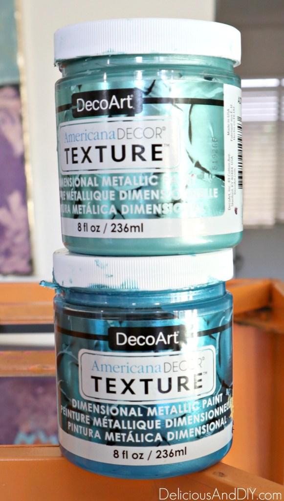 diy texture paints