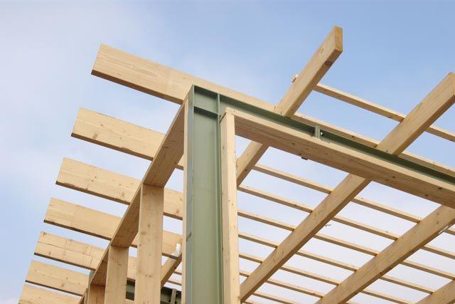 Anleitung Terrassenüberdachungen Aus Holz Selber Bauen