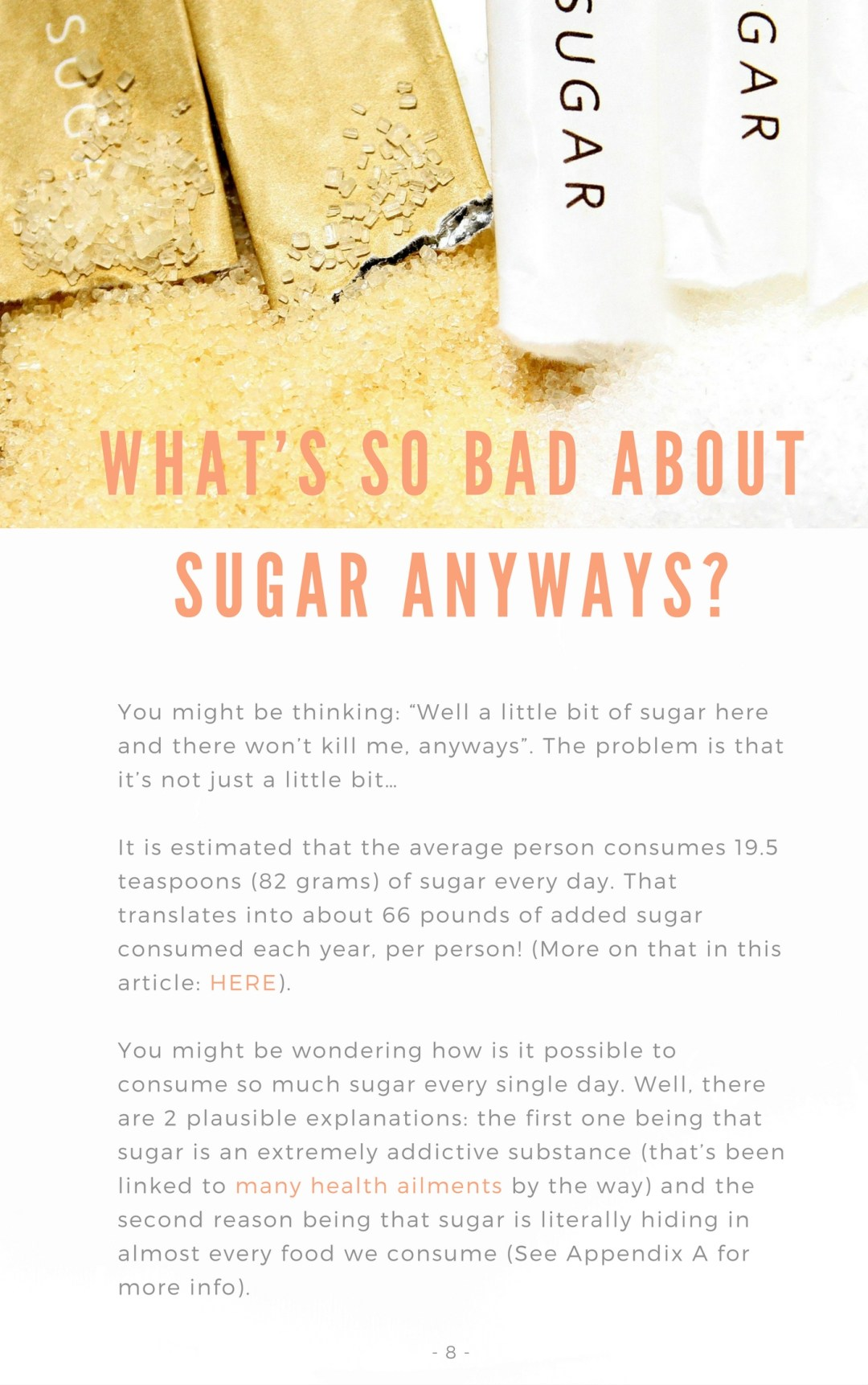 EBOOK - 10-DAY Sugar Detox