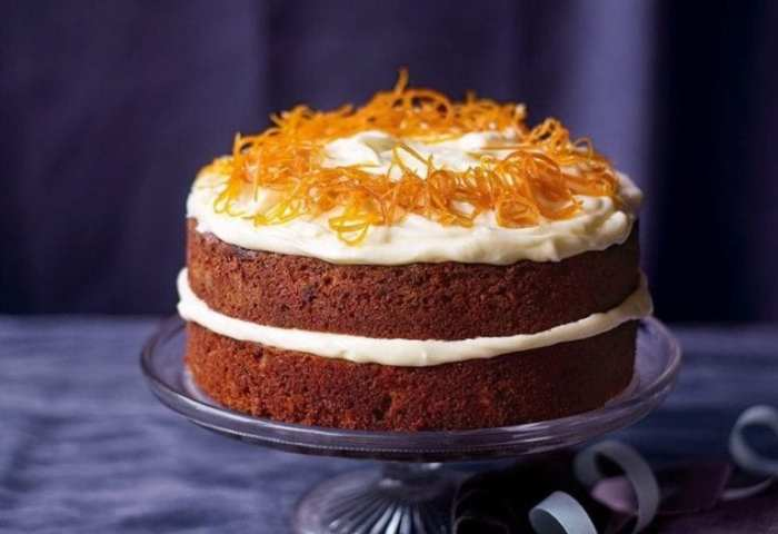 Paul Hollywoods Ultimate Carrot Cake Delicious Magazine