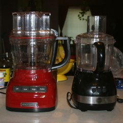 Kitchen Aid Appliance Thomasville Cabinets Kitchenaid 13-cup Food Processor Review - Delicious Obsessions