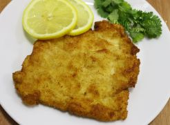 Chicken Schnitzel Recipe | Austrian Recipe | Delicious Sweet Aroma
