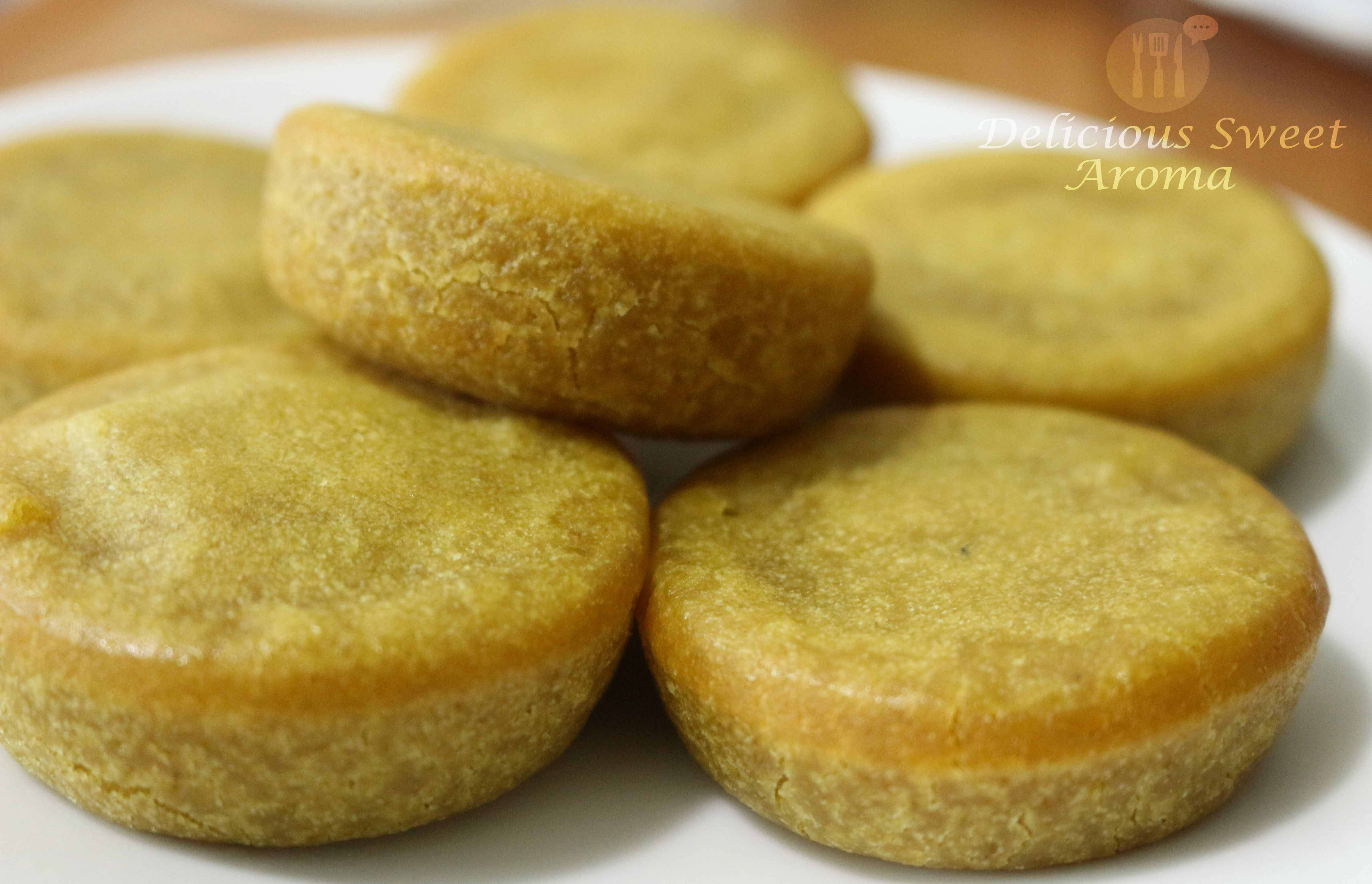 Baked Jaggery Muffin