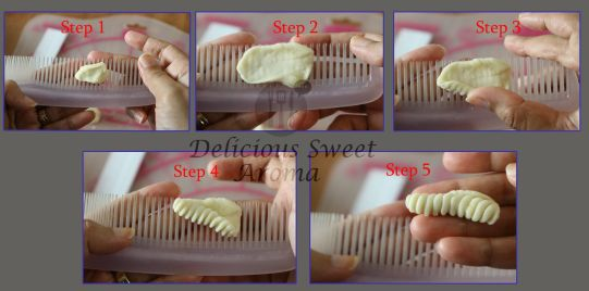 How to make kidyo /sweet curls from dough