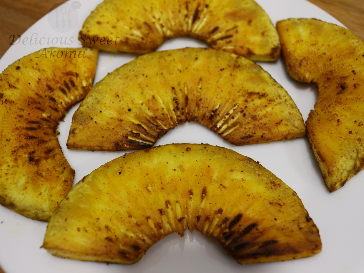 Pan-Fried Breadfruit Recipe