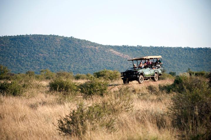Traumrouten durch Südafrika