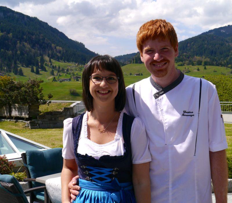 Simone und Christian Berwanger