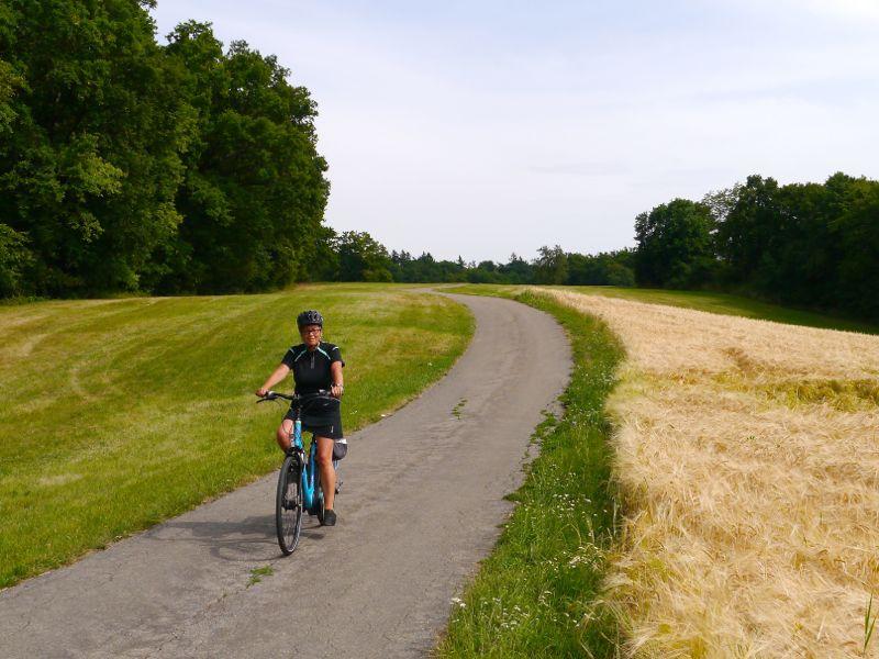 Radtour Schiefe Ebene Hohenlohe