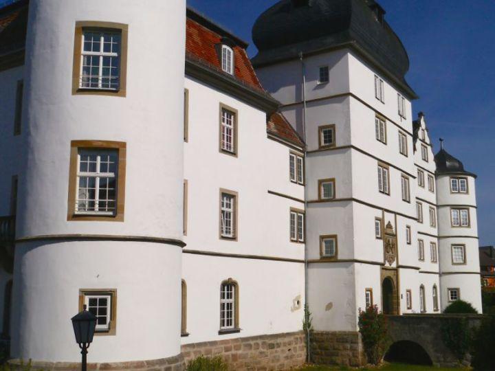 Wasserschloss Pfedelbach