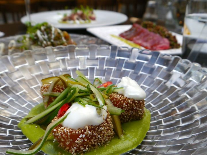 Kreative, gehobene Küche und erfreulich gute Preise: Dallal in Neve Tzedek