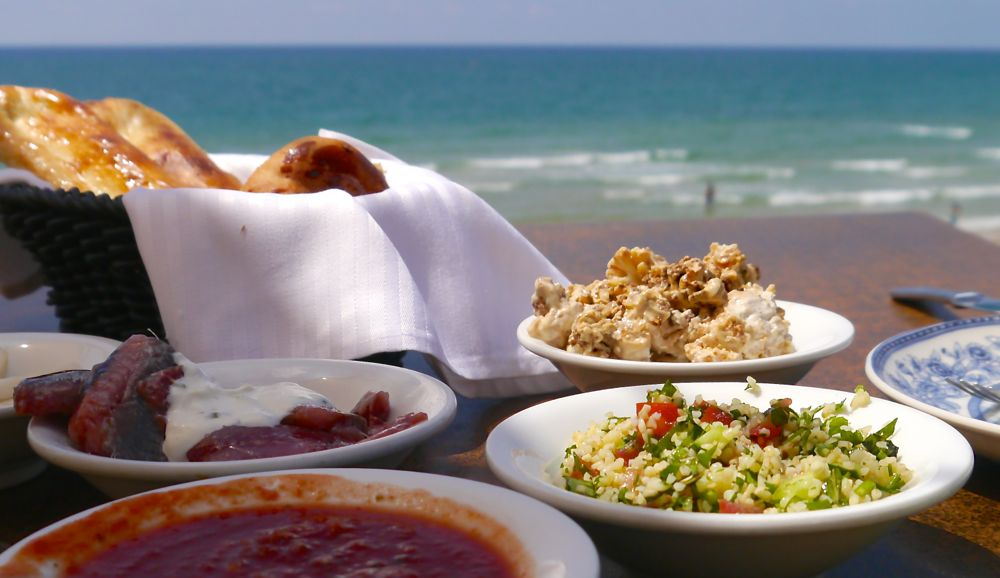 Die besten Restaurants in Tel Aviv